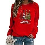 Christmas Tree Jumper Women Xmas Jumpers For Women Bad Xmas...