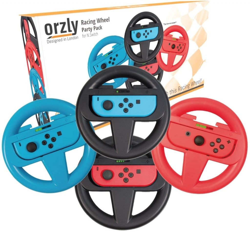 Orzly Steering Wheels