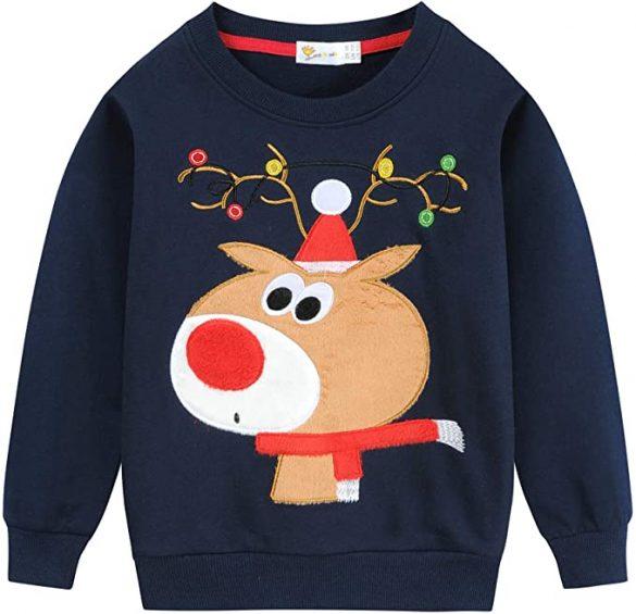 Christmas jumpers kids