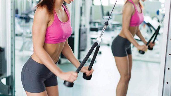best gym mirror