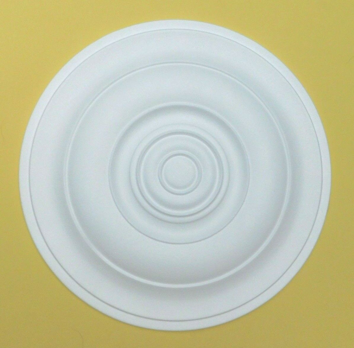 Ceiling Rose Size 40CM - Ceiling Rose Polystyrene Easy Fit - ' ELEGANCE'