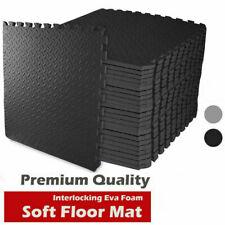 Interlocking Floor Mat For Gym Flooring Mat Fitness Gymnastics Soft Foam Floor