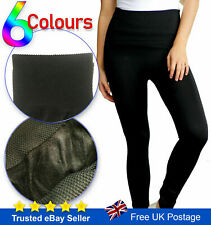 New Tummy Control Leggings High Waist Stretch Fitness Sports Gym Trousers Ladies