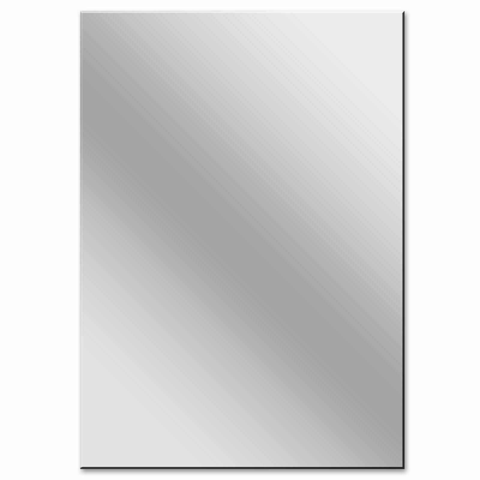 PERSPEX MIRROR SHEET 1200MM X 810MM X 4MM EXCELLENT REFLECTION IDEAL FOR GYM'S