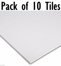 Suspended Ceiling Tiles Hygienic Vinyl Surface Square 595x595 600x600 EasyClean